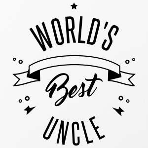WORLD'S BEST UNCLE Mobil- & tablet-covers - iPhone 4/4s Hard Case