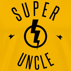 SUPER UNCLE T-Shirts - Men's Premium T-Shirt