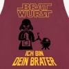 Brat Wurst - Ich bin dein Brater - Kochschürze