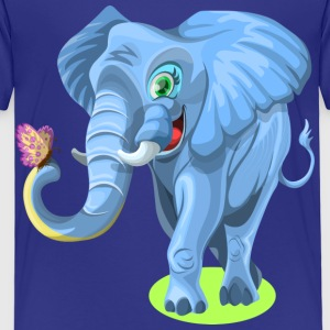 Kinder T-Shirt,Elefant - Kinder Premium T-Shirt