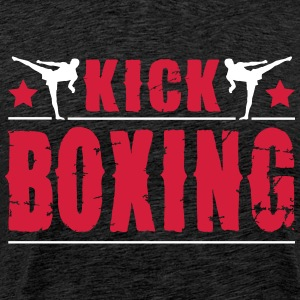 kick boxing T-Shirts - Men's Premium T-Shirt