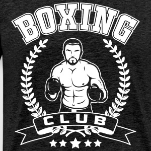 boxing club T-shirts - Mannen Premium T-shirt