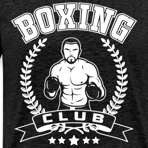 boxing club T-Shirts - Men's Premium T-Shirt