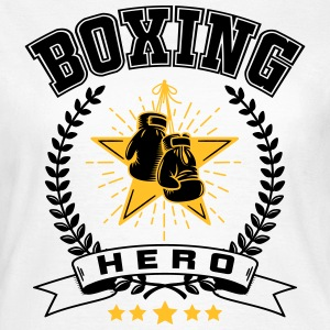 Boxing hero T-Shirts - Women's T-Shirt