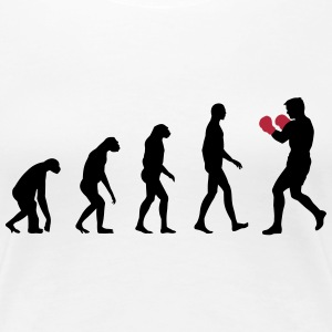 evolution boxing T-Shirts - Women's Premium T-Shirt