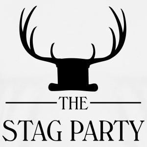 The stag party - Männer Premium T-Shirt