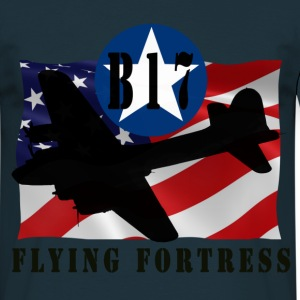 B17 Flying Fortress T Shirt - Men's T-Shirt