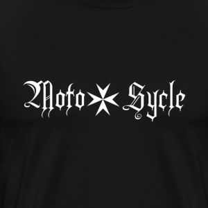 The orignal Moto Sycle Premium T. - Men's Premium T-Shirt