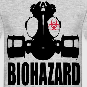 BIOHAZARDX T-Shirts - Men's T-Shirt