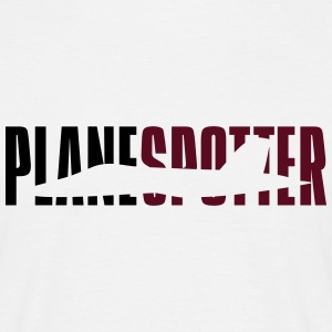 Plane spotter  Tee shirts - T-shirt Homme