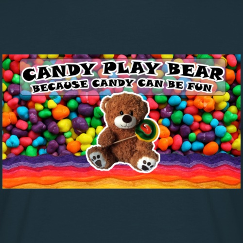 Candy Play Bear Logo