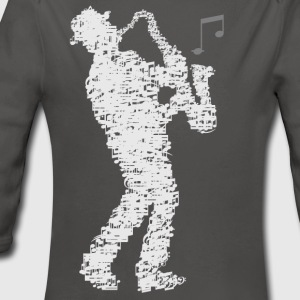 saxophone_player_made_of_notes_09201601 Baby Bodys - Baby Bio-Langarm-Body