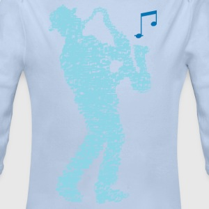 saxophone_player_made_of_notes_09201606 Baby Bodys - Baby Bio-Langarm-Body