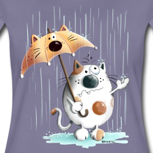 Rainy Day T-Shirts - Women's Premium T-Shirt