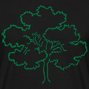 Tree Forest Nature T-Shirts - Men's T-Shirt