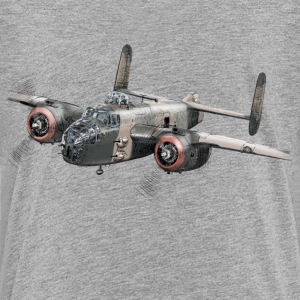 B-25 Bomber Shirts - Teenage Premium T-Shirt