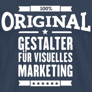 Gestalter vis. Marketing T-Shirts - Männer Premium T-Shirt