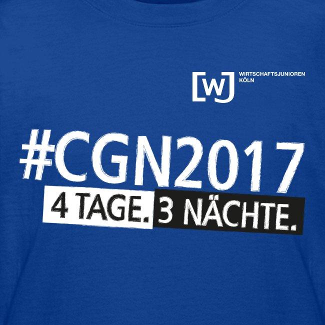 #CGN 2017 Botschafter-Shirt Jungen