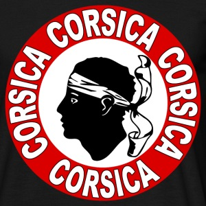 corse corsica 03 Tee shirts - T-shirt Homme