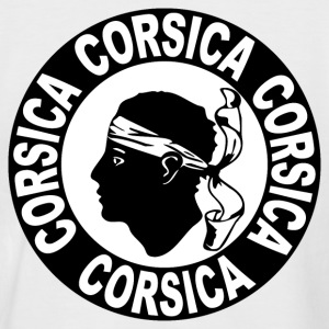 corse corsica 02 Tee shirts - T-shirt baseball manches courtes Homme