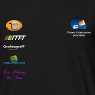 Motif ~ T-Shirt Homme