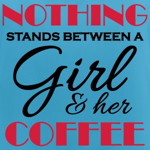 Nothing stand between a girl and her coffee Vêtements Sport - Débardeur respirant Femme