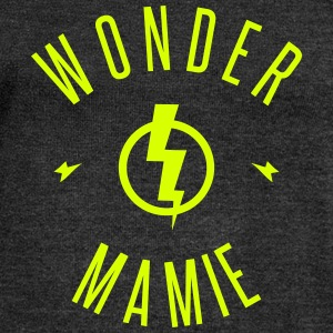 WONDER MAMIE Sweat-shirts - Pull Femme col bateau de Bella