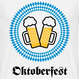 Oktoberfest (Wiesn / SVG / 3C) T-Shirts - Men's T-Shirt