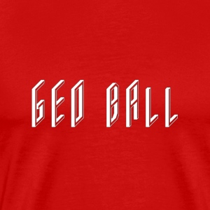 GEO Ball - Fossett Gaming - Official Promotional M - Men's Premium T-Shirt