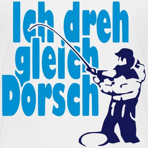 Ich dreh gleich Dorsch (2 col.)