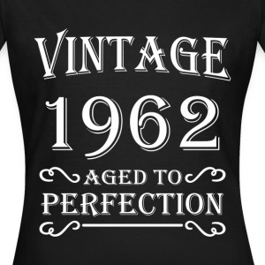 Vintage 1962 - Aged to perfection T-shirts - Vrouwen T-shirt