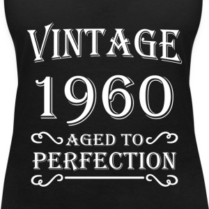 Vintage 1960 - Aged to perfection T-Shirts - Women's V-Neck T-Shirt
