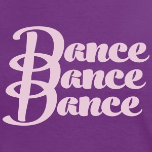 dancedancedance T-Shirts - Frauen Kontrast-T-Shirt