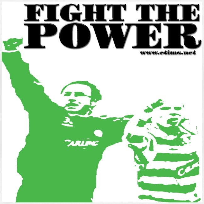 Fight The Power - Comfort T
