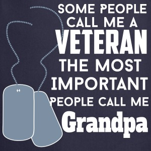 veteran grandpa  Aprons - Cooking Apron