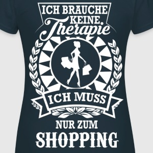SHOPPING T-Shirts - Frauen T-Shirt