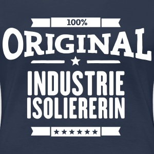 Industrie-Isoliererin T-Shirts - Frauen Premium T-Shirt