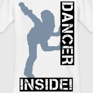 Dancer inside (Man) - Kinder T-Shirt