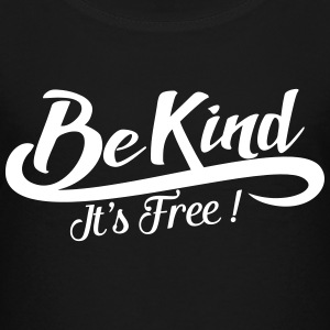 be kind it's free Shirts - Teenager Premium T-shirt