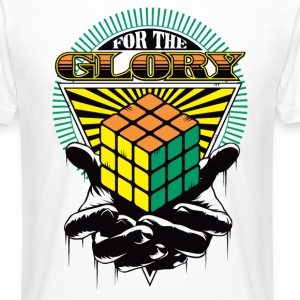 Rubik's For The Glory - T-shirt long homme