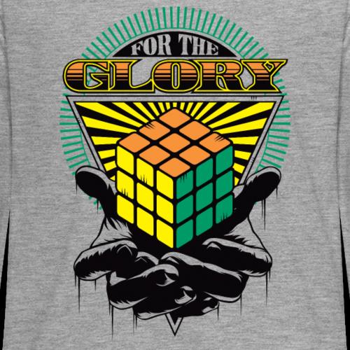 Rubiks - For the Glory Cube - orange