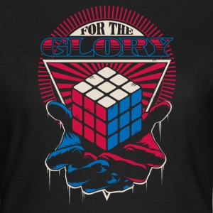Rubik's For The Glory - Naisten t-paita
