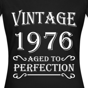Vintage 1976 - Aged to perfection T-shirts - Vrouwen T-shirt