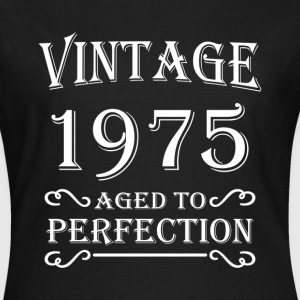 Vintage 1975 - Aged to perfection T-Shirts - Women's T-Shirt