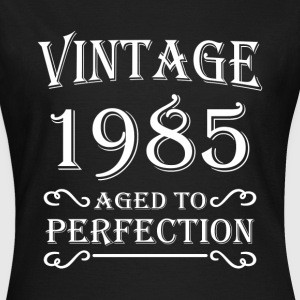 Vintage 1985 - Aged to perfection Tee shirts - T-shirt Femme