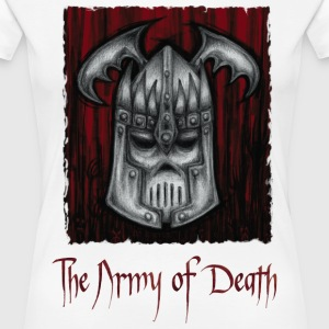 The Army of Death and Deadly Queen. - Women's Premium T-Shirt