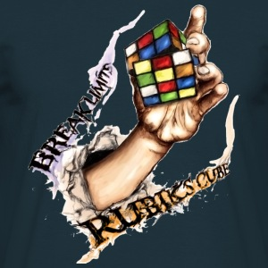 Rubik's Break Limits - T-shirt Homme