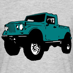 M715 Monster Pick up Offroad T-Shirts - Männer T-Shirt