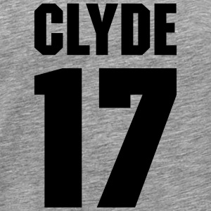 Clyde 17 Tee shirts - T-shirt Premium Homme
