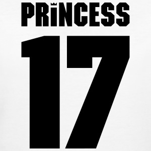 Princess Crown 17 T-Shirts - Women's Organic T-shirt